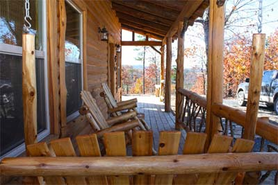 cabin rentals wolf pen gap