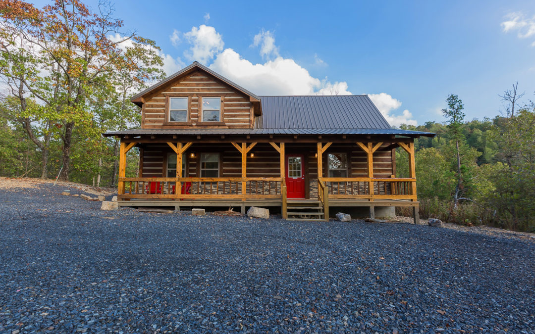 Mena Arkansas Cabins | A Great View Is Waiting For You