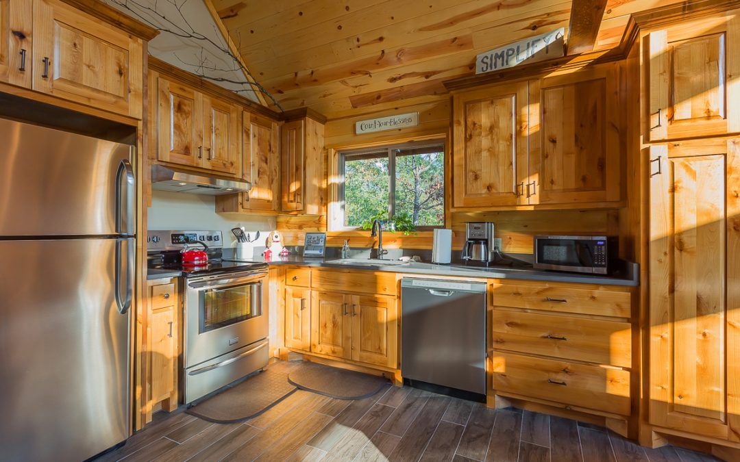 Wolf Pen Gap Cabins for Rent
