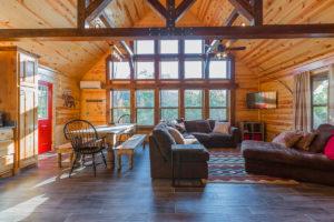 Find Cabins in Arkansas
