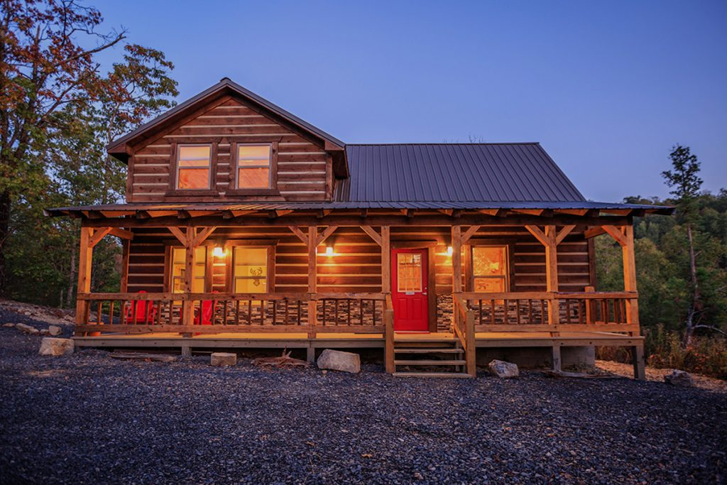Cabin Rentals In Mena Arkansas